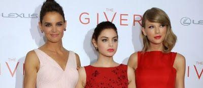 """cotibluemos: """"The Giver 2014"""" ( El Dador de Recuerdos), trailer..."""