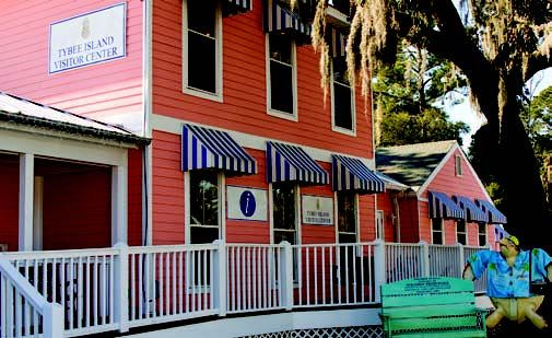 Visit the Tybee Island Visitor Center - Top 4 Tips for Overseas Visitors to Tybee Island
