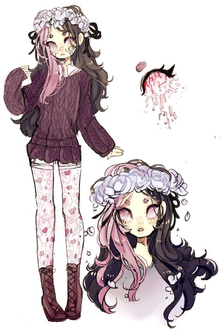 Character Design Profile : Borichas tumblr character inspiration pinterest