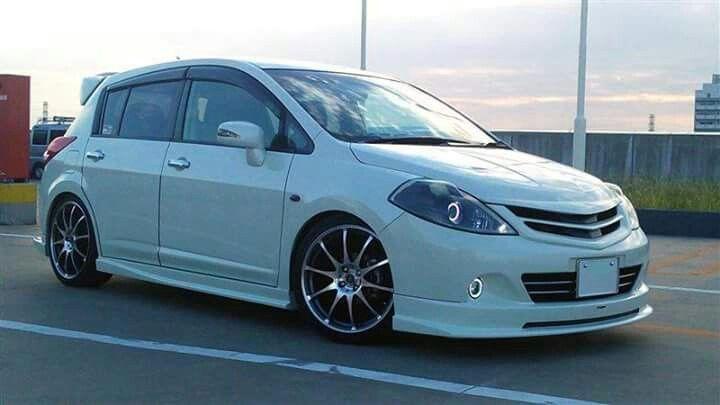Nissan Tiida Hatchback Tuning In 2020 Nissan Versa Nissan Tiida Nissan