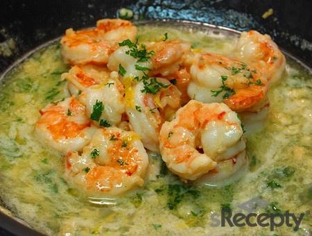 Salteado de camarones http://www.srecepty.es/receta/salteado-de-camarones