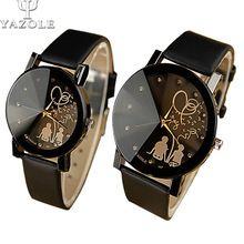 Famosa Marca Reloj de Señoras de las Mujeres Niñas Hombres Mujeres Amantes de la Historieta de Dibujos Animados Reloj-reloj de…