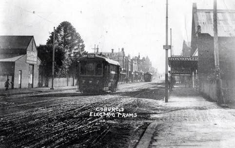 Coburg, Trams