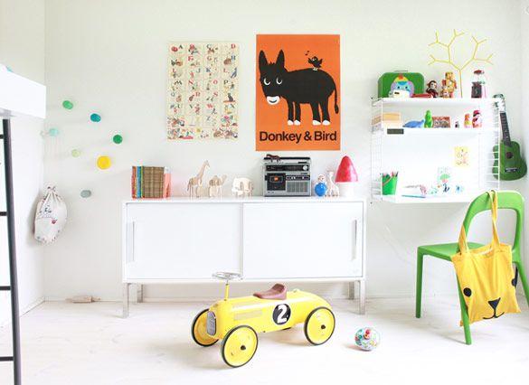 Lovely+Kids+Room+Inspiration