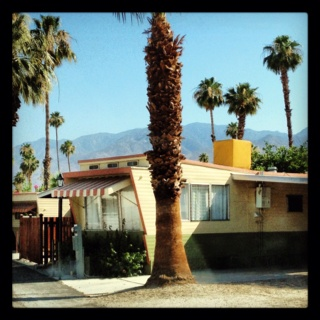 Historic Ramon Mobile Home Park Palm Springs CA