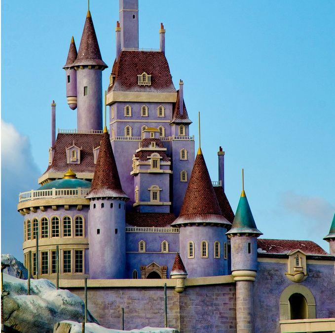 Beast's Castle...Walt Disney World/Orlando FL | ORLANDO ... Beauty And The Beast Castle