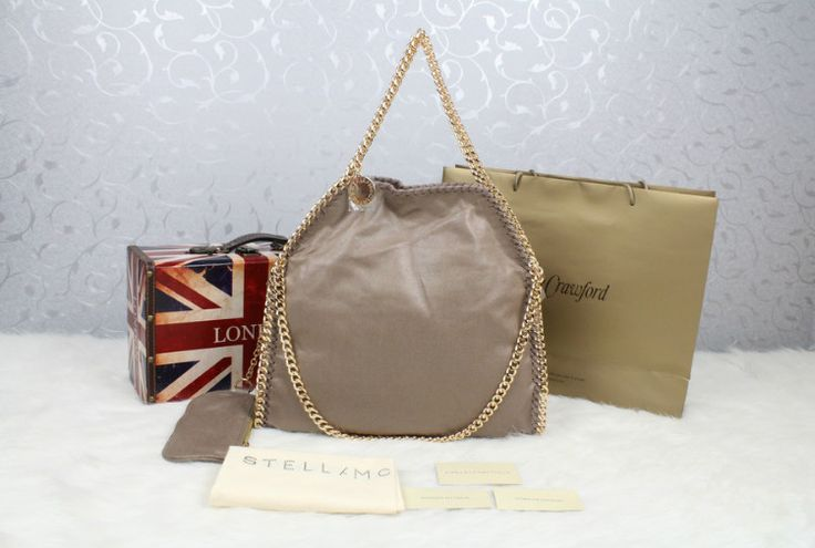 stella mccartney falabella bag beige