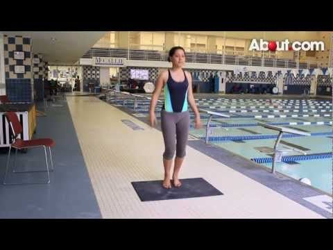 Beginner Strength Training Workout for Swimmers - YouTube