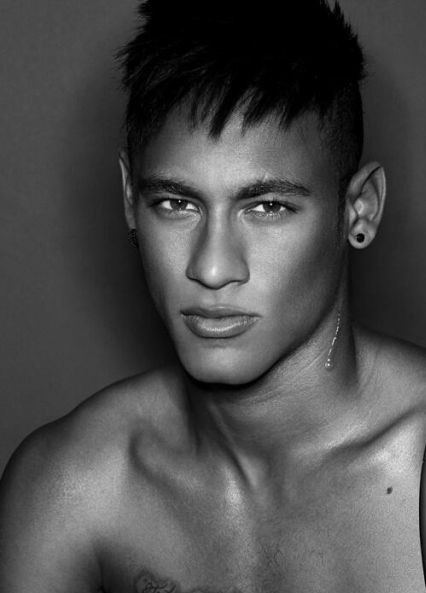 neymar, black and white.