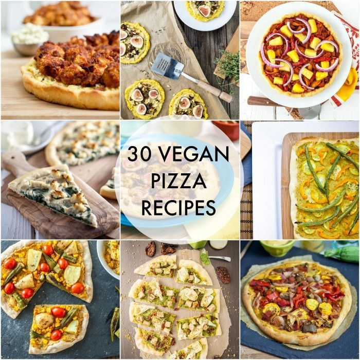 30 Vegan Pizza Recipes for National Vegan Pizza Day 2014  |  Keepin' It Kind