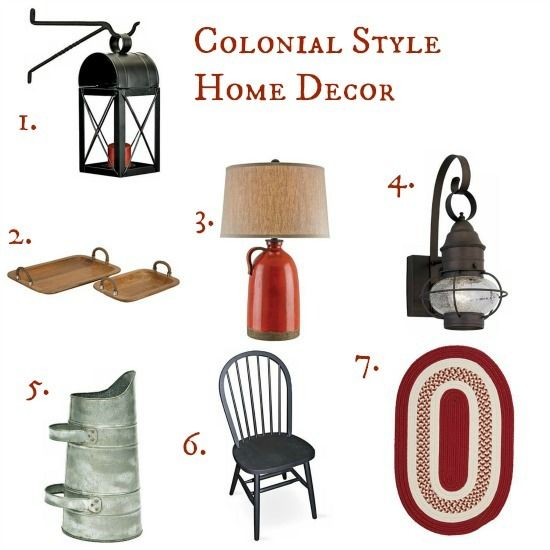 Classic Early American Home Accessories                                                                                                                                                                                 More