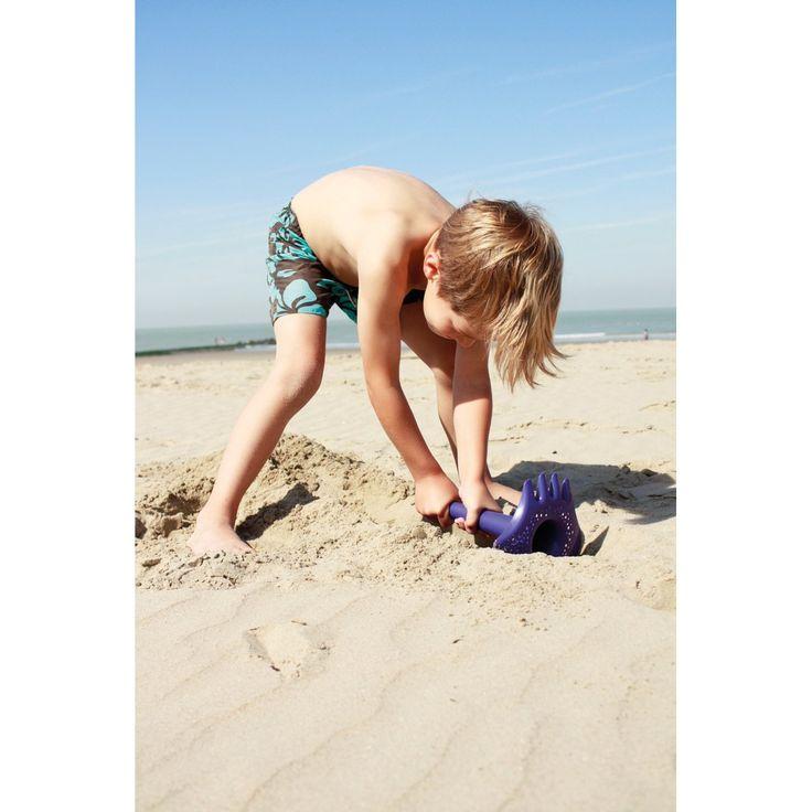 Quut Triplet - это уникальная штука 4 в 1 с которой строить из песка весело и просто! #quut #abumba #игрушки #пляж
