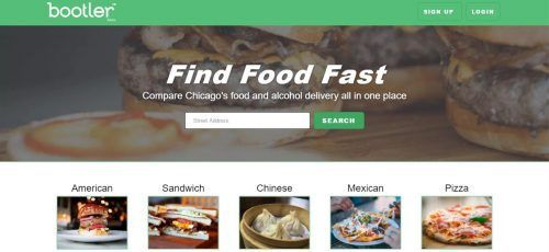#GoBootler Search Engine for Delivery Food Service in Chicago #WindyCity #Delivery #FoodDelivery #Apps #Meals #deals #ad #spon @GoBootler