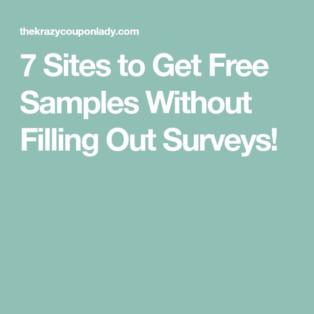 The  Best Sample Survey Ideas On   Free Samples Free