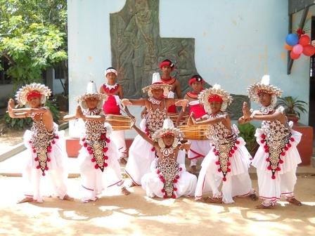 Kandian Dancing