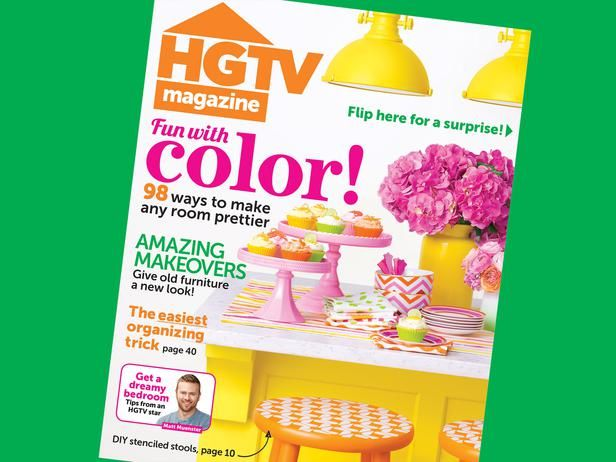 Inside the latest May issue of #hgtvmagazine http://blog.hgtv.com/design/2014/04/01/get-the-first-look-inside-hgtv-magazines-may-issue/?soc=pinterest: Pretty Pinwheels, Stencil Closet, Hgtv Design, Favorite Magazines, Magazines Subscription, Hgtv Magazines, Pinwheels Stencil, Stencil Stools, Design Blog