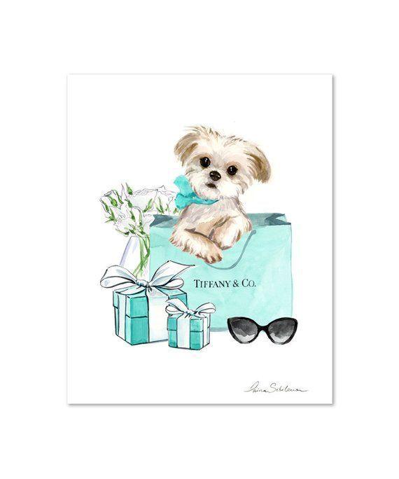 Maltese Maltese Dog Maltese Puppy Maltese Dog Print Maltese Dog Portrait Maltese Puppy Portrait Dog Print Art Dog Art Illustration