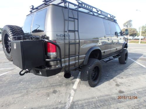 1998 Ford E-Series Van 7.3 CARGO XLT for sale craigslist | Used Cars for Sale