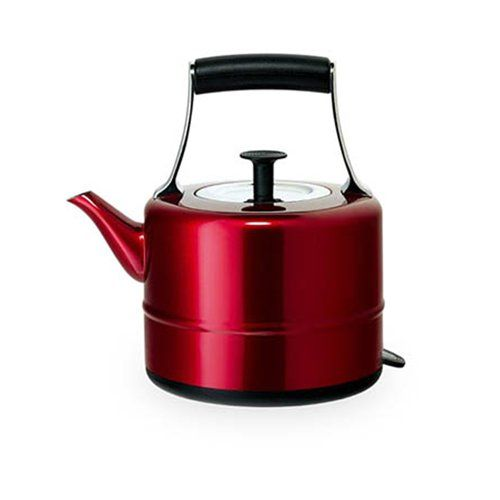 Circulon Traditional Electric Kettle 1.5L Red