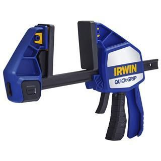 IRWIN - 1964716 QUICK-GRIP Heavy-Duty 50 Inch One-Handed Bar Clamp
