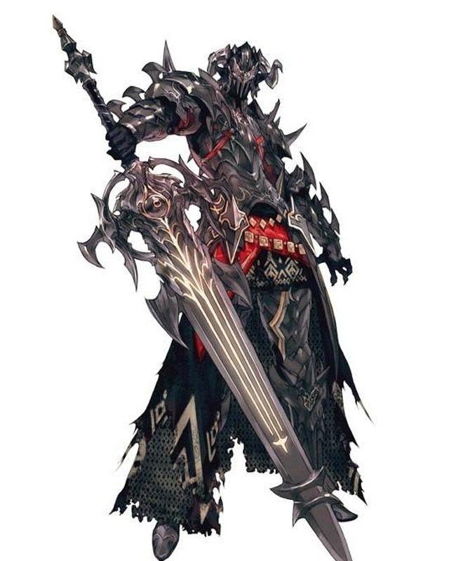 Bom tấn Final Fantasy XIV khoe khoang artwork cực chất
