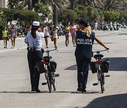 Viareggio, Polizia Municipale