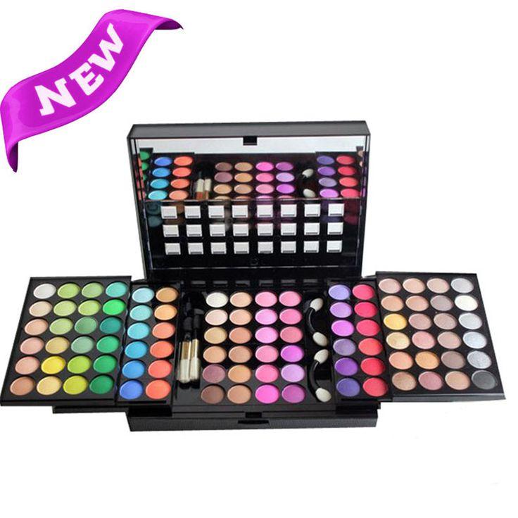 New Professional 96 Eye shadow Palette Shimmer 3 Layer Design Makeup eyeshadow Make up Palettes Kit Cosmetics eyeshadows Set