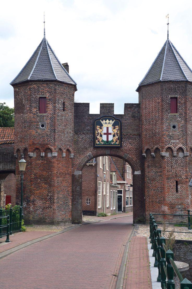 Koppelpoort Amersfoort in the province Utrecht 342