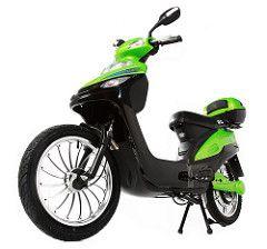 2012 GIO ZT Electric Scooter 250w - GIObikes.com