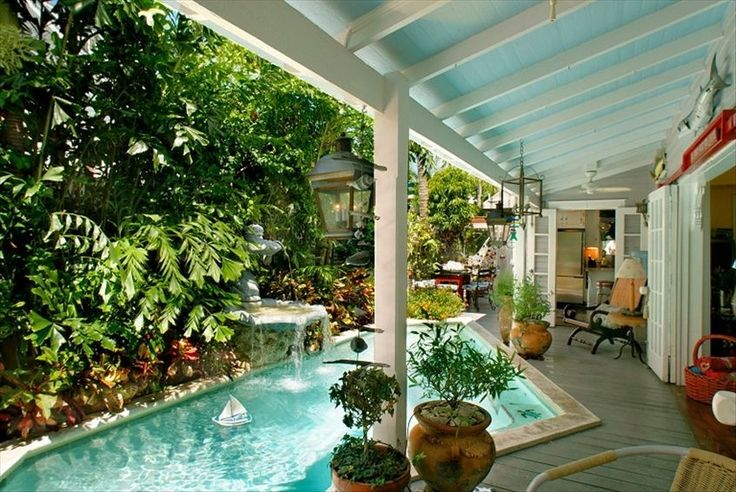 Private Homes, Old Town Vacation Rental - VRBO 122535 - 3 BR Key West House in FL, 'Southard Comfort' @ Old Town: a Dazzling Key West Conch House