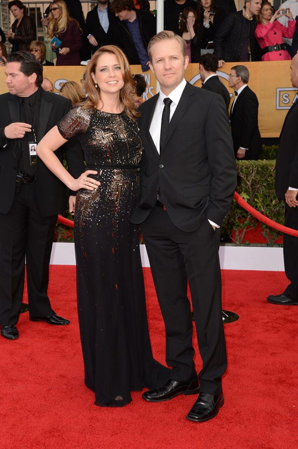 Jenna Fischer Gives Birth To Second Child With Husband Lee Kirk