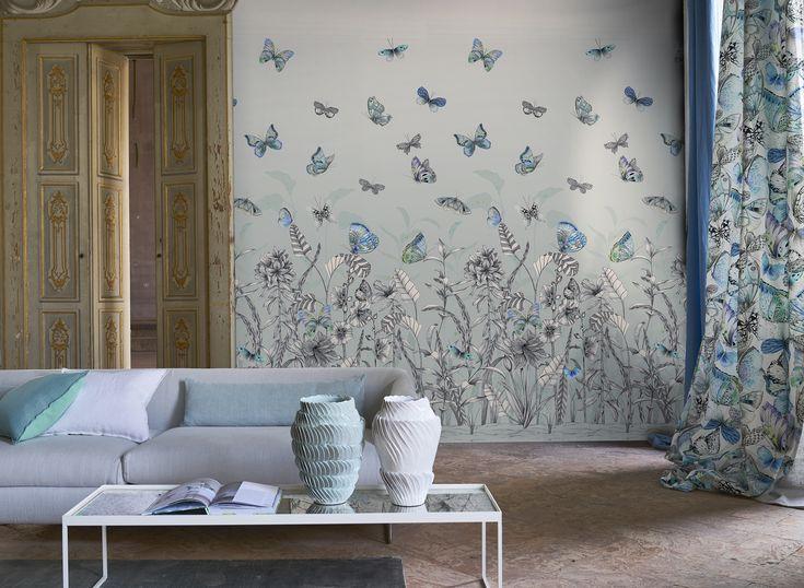 Teppich designers guild luxury teppich octavia indigo von