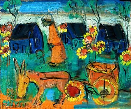 Famous south african paintings vader klaerhout - Google Search