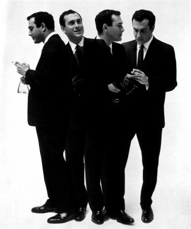 Harold Pinter by Cecil Beaton, 1962 The Pinter Pause