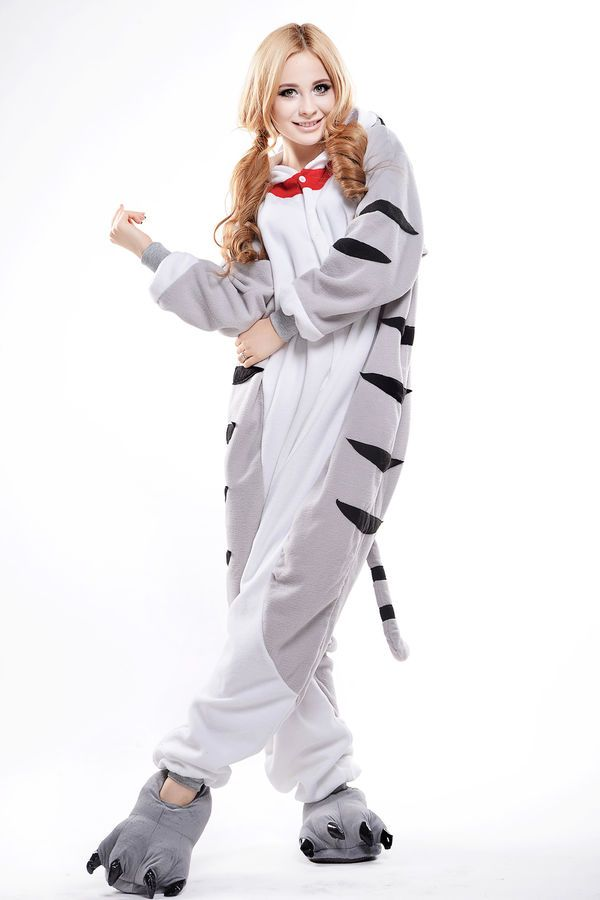 WomenMen Unisex Adult Onesie0 Animal Cheese Cat Kigurumi Pajamas Cosplay  Costume Animal Adult  fef3c93e8