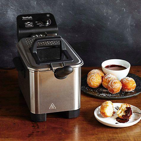 Buy Tefal Easy Pro Deep Fryer, Stainless Steel Online at johnlewis.com