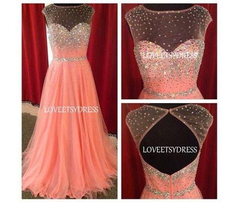 Evening gowns,Bridesmaid dress,Party dress,Pink Prom dress,Plus size dress,Maxi dress,Formal dress,Cheap prom dress,Long prom dress