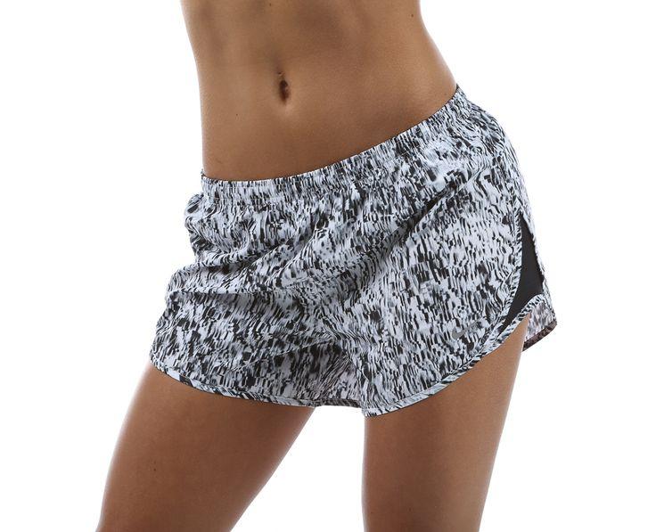 W Printed Mod Tempo Short Nike Vaatteet Shortsit Treenishortsit