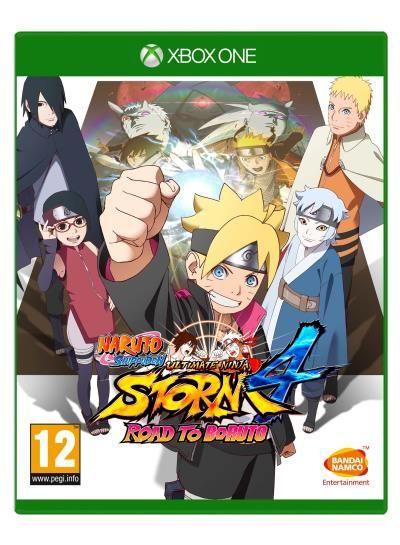 génial Naruto Shippuden Ultimate Ninja Storm 4 Road to Boruto en solde en news FNAC