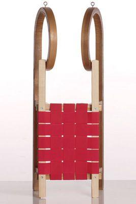 Hörnerrodel mini mit Gurtsitz 65cm Sirch