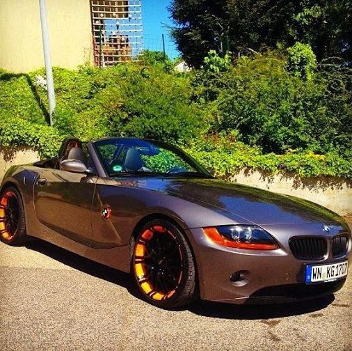 Bmw Z4 2 2 Review: 17 Best BMW Z4 E85 Images On Pinterest