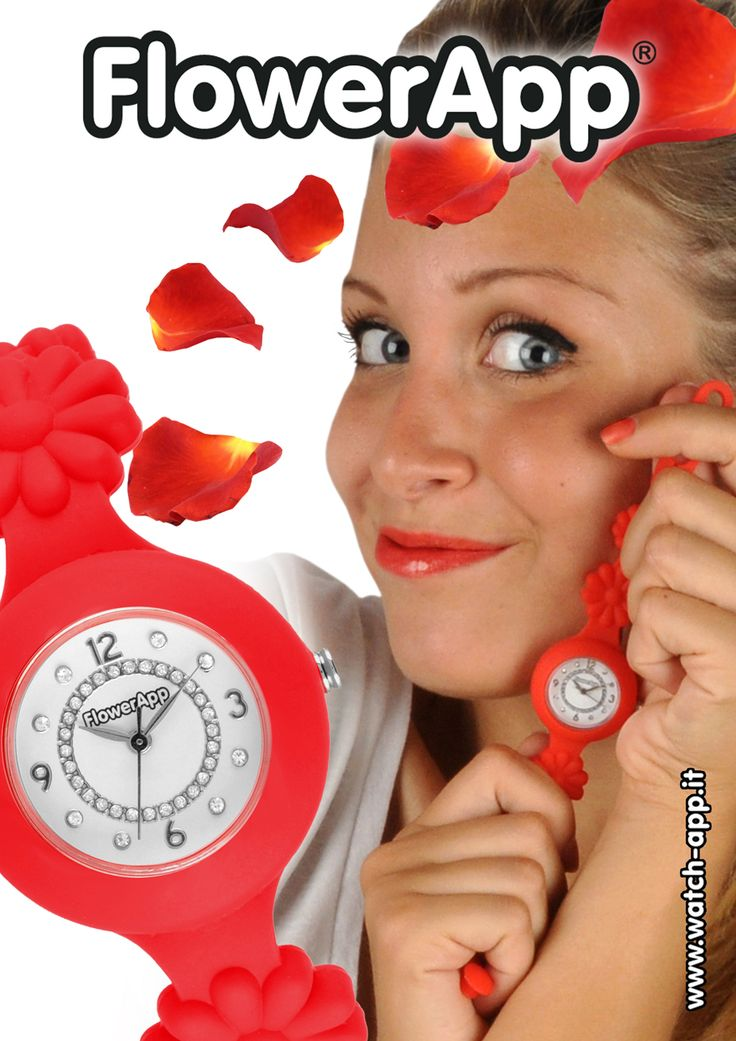 Flower-App Rosso E' il colore delle persone vivaci, energiche, attive in molti campi. Estroversi, caldi e sensuali, gli amanti del rosso riescono sempre a farsi notare nei rapporti sociali: sono dei veri Leaders !