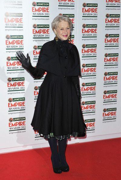 Helen Mirren at the 2013 Jameson Empire Awards