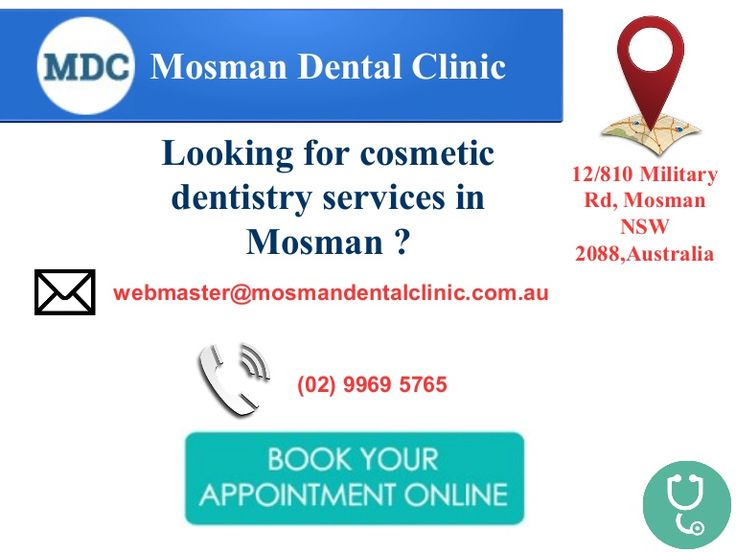 Are you searching for a dental clinic in North Shore, Australia? We provide affordable regular and emergency dental services in Mosman Dental Clinic.