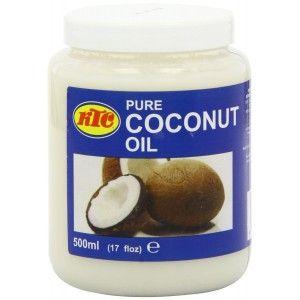 Aceite de Coco Puro KTC 500ml