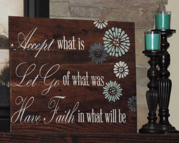 Inspirational Quote On Pallet Sign Pallet Art Shabby Chic Home Decor Wall Art Rustically