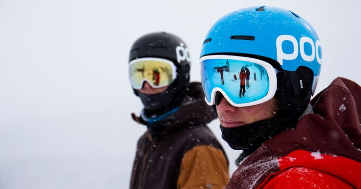 I just entered to a win a POC Sports Helmet & Goggle combo from FREESKIER.