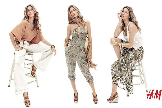 h&m clothing H&M campaign is here. [ Fashiongonerogue ]