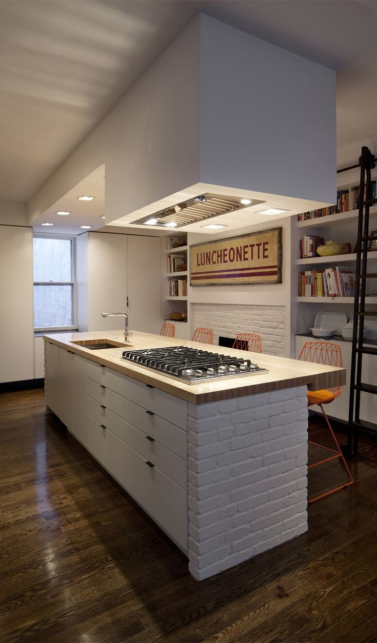Bunker Designs 8 Best Wood Countertops With Stoves Images On Pinterest Kitchen