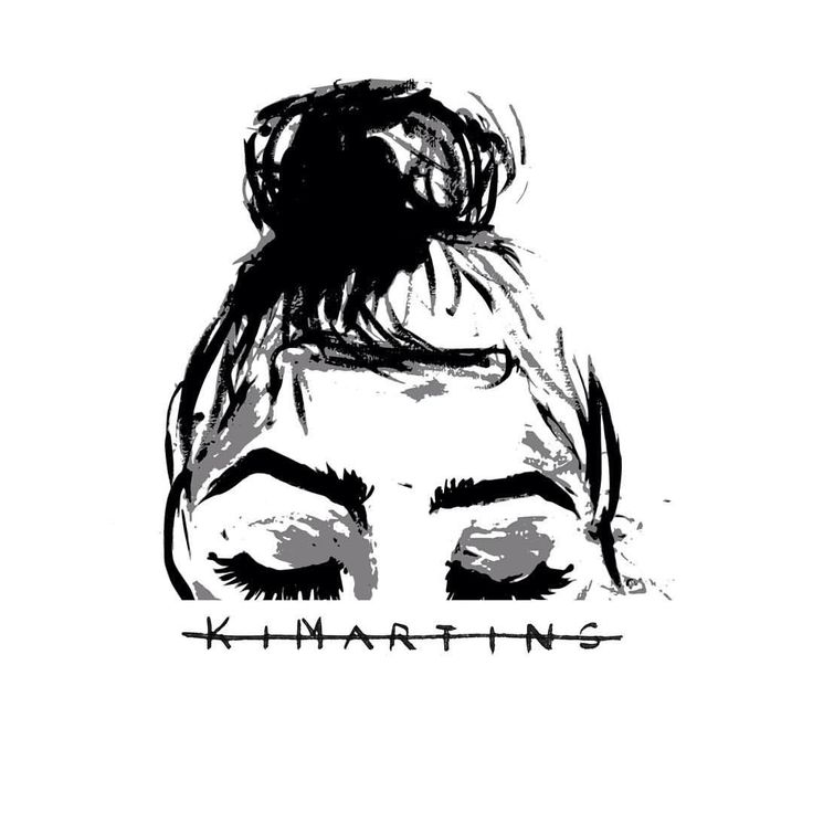 "K i M a r t i n s A r t i s t (@kimartinsartist) no Instagram: ""my new work #art #digitalart #thickbrows #coolart #browsgame #style #illustration…"""